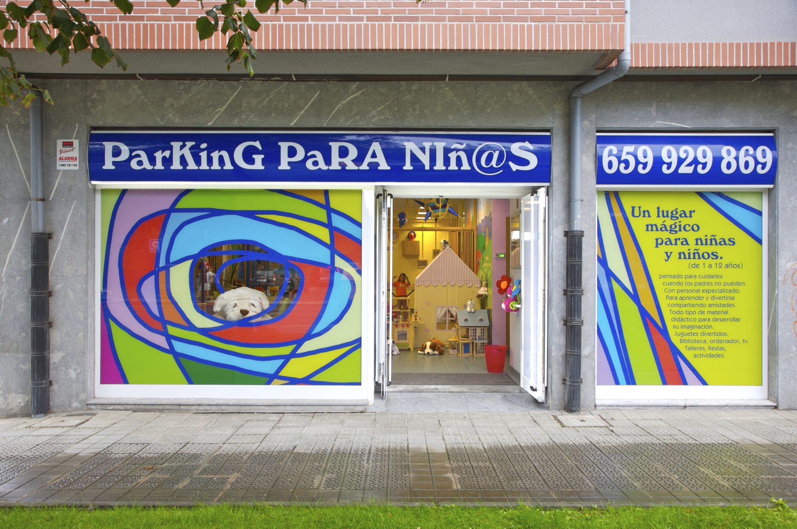 PARKING-PARA-NIÑOS-FRANQUICIA